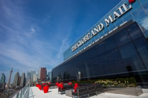 Globe and Mail Centre – Terrace